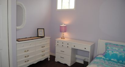 14 Year Old Girl Gets A Beautiful Bedroom