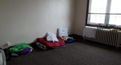 Not a Bedroom Yet